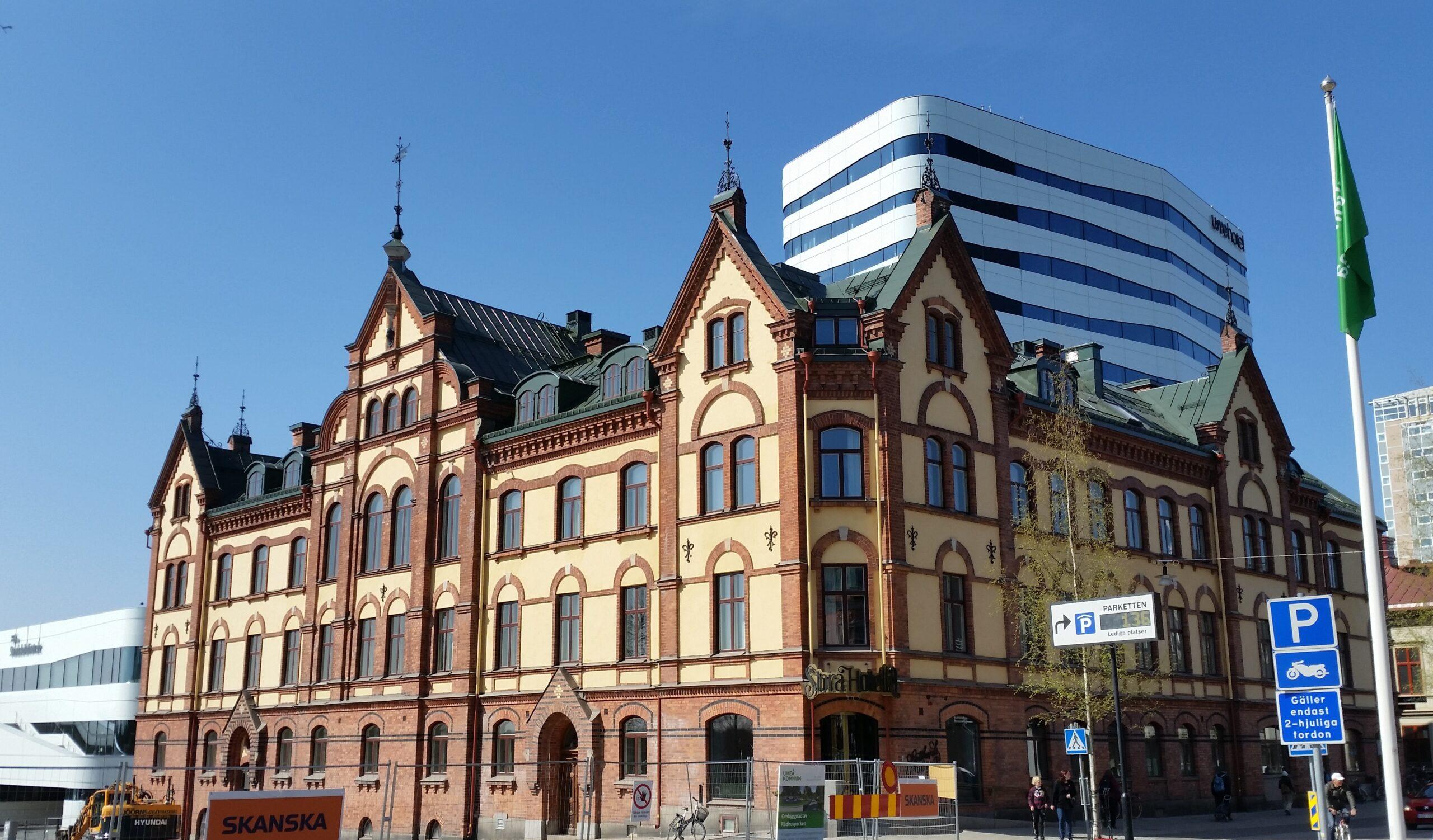 8406 - Stora hotellet, Umeå